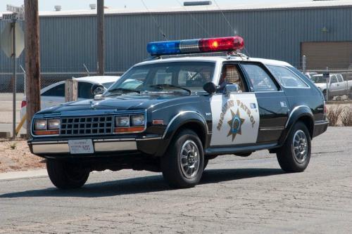 California Highway Patrol AMC Eagle