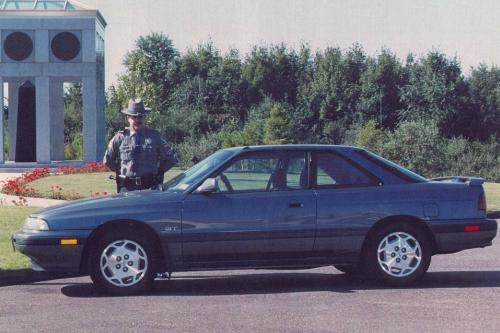 Connecticut State Police Mazda MX-6