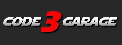 Code 3 Garage