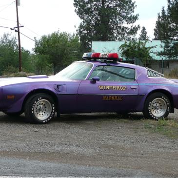 Winthrop Marshall 1977 Pontiac Trans Am