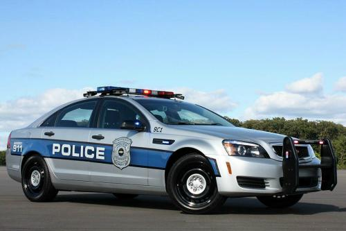 2015 Chevy Caprice 9C1 – Fastest Police Car Record Holder