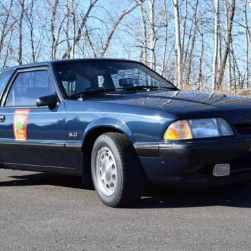 Minnesota State Patrol 1989 SSP Ford Mustang
