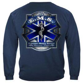 EMS – On Call For Life Long Sleeve T-Shirt