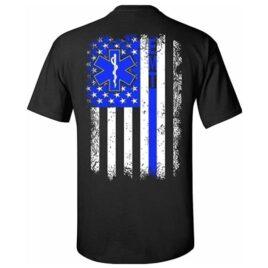 Patriot Apparel EMT Flag T-Shirt