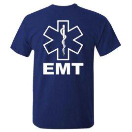 EMT Star Of Life Basic T-Shirt