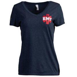 EMT Star of Life Womens T-Shirt