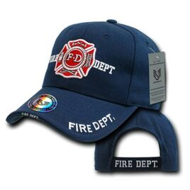 Fire Dept Ball Cap