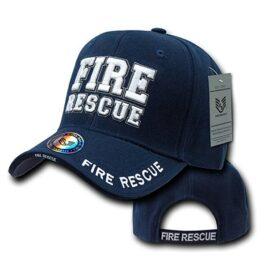 Fire – Rescue Ball Cap