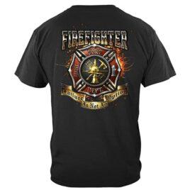 Firefighter – Failure Is Not An Option T-Shirt