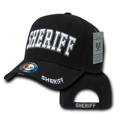 sheriff_black_ball_cap