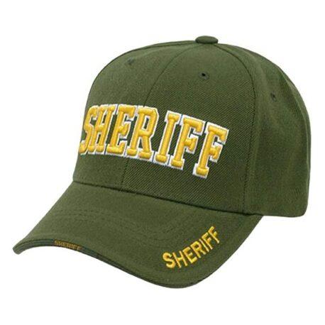 sheriff_green_ball_cap