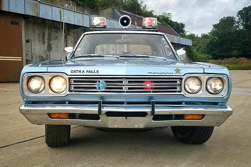 1969 Plymouth Satellite Constable Car